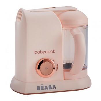 "Блендер-пароварка Beaba ""Babycook Solo"", 912561 / Pink"