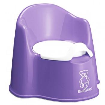Горшок-кресло BabyBjorn, 63 / Purple