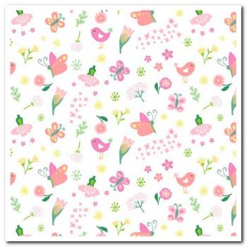 """Конверт для пеленания Summer Infant """"SwaddleMe"""", S/M, 56666 / Бабочки/цветочки, S"""