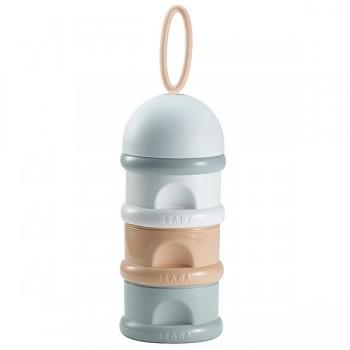 "Контейнер для смесей Beaba ""Stacked formula milk container"", 911555 / Nude"