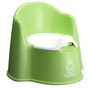 Горшок-кресло BabyBjorn, 81 / Green
