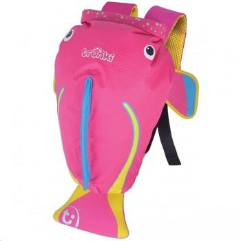 """Рюкзак для бассейна и пляжа Trunki """"PaddlePak"""", 0250 / Коралловая рыбка"""