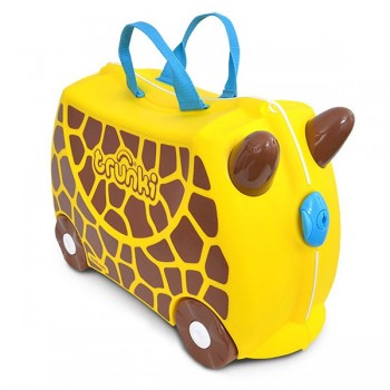 "Каталка-чемодан Trunki ""Жираф Джери"""