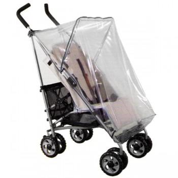 Дождевик для коляски типа Buggy Sunnybaby, 10094 / Черный