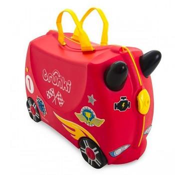 "Каталка-чемодан Trunki ""Гоночная машинка Рокко"""