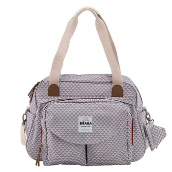 "Сумка для мамы Beaba ""Changing Bag Geneva 2"", 940212 / Gray"