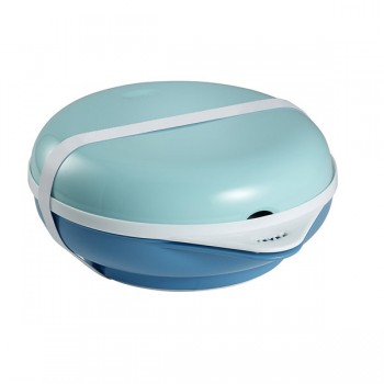 "Набор посуды Beaba ""Bento Box ""ELLIPSE"", 913394 / Blue"