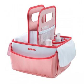 "Сумка для аксессуаров Beaba ""Nursery Basket"", 920318 / Coral"
