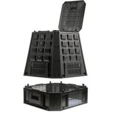 Компостер садовый Prosperplast Evogreen 630 л черный IKEV630C-S411