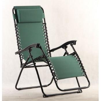 Кресло-шезлонг складное для отдыха на даче Green Glade 3209