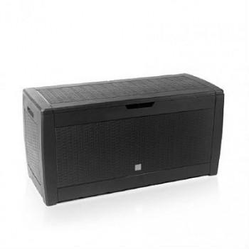 Ящик садовый для хранения Prosperplast BOXE RATO MBR310-S433, цвет антрацит