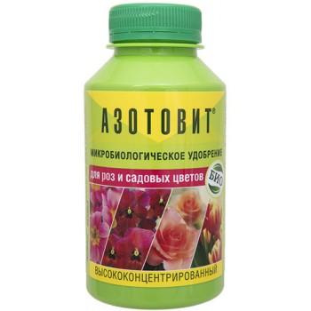 Биоудобрение Азотовит для роз и садовых цветов А10050 (минимум 5 шт)