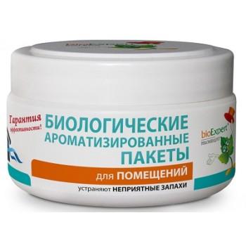 Биологическое препарат BioExpert для удаления неприятного запаха в помещениях ( 4х20гр)