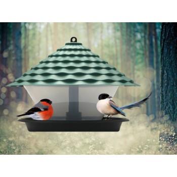 Кормушка подвесная для лесных и парковых птиц Ornito