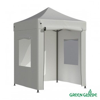 Садовый тент шатер Green Glade 2101 (4 кв/м)