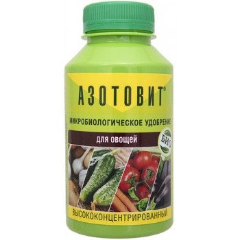 Биоудобрение Азотовит для овощей А10418 (минимум 5 шт)