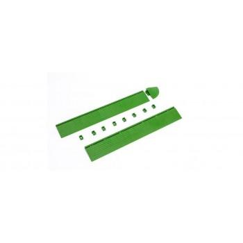 Бордюр для плитки HELEX зеленый