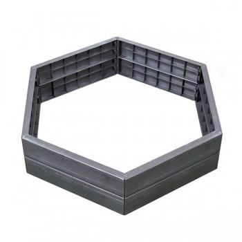 Теплая грядка GRAF ERGO RAISED BED 645100, 6 панелей