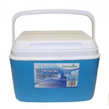Изотермический контейнер (термобокс) Green Glade C12045 4,5л