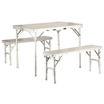 Набор складной мебели для пикника Green Glade M5909 (стол и 2 скамьи)