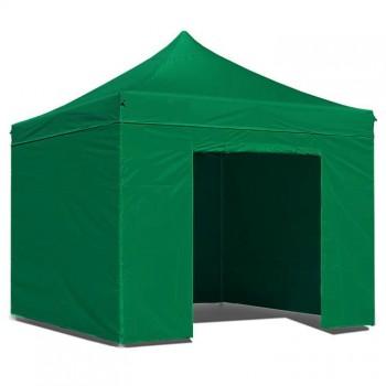 Шатер-гармошка Helex 4321 зеленый (6 кв/м)