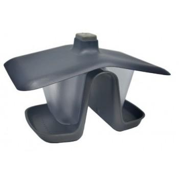 Кормушка садовая для птиц Prosperplast Double IBFD-405U серая