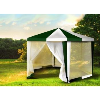 Садовый тент шатер Green Glade 1001 (10,4 кв/м)