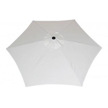 Зонт от солнца Green Glade A2092 белый d 270 см