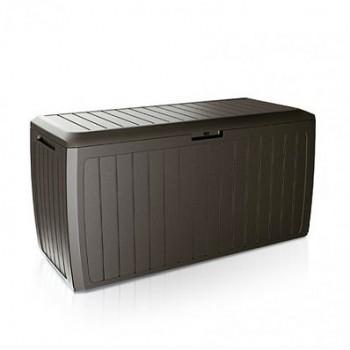 Ящик садовый для хранения Prosperplast BOXE BOARD MBBD290-440U, цвет венге