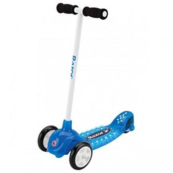 Трёхколёсный самокат Razor Lil Tek (синий)