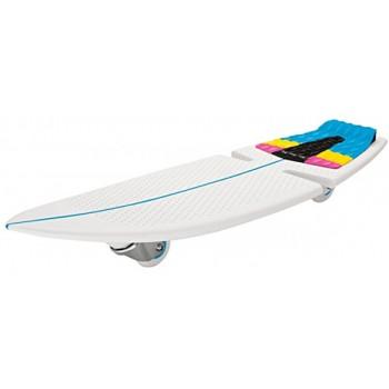 Двухколёсный скейтборд Razor RipSurf (разноцветный CMYK)
