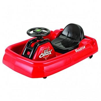 ЭлектроМашинка для детей Razor Lil Crazy (красный)