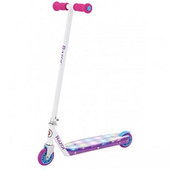 Детский самокат Razor Party Pop (фиолетовый)