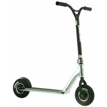 Самокат для бездорожья Razor Phase Two Dirt Scoot Diamond (серебристый)