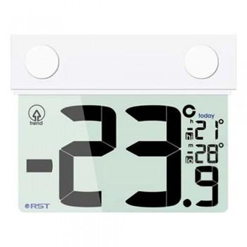 Термометр цифровой RST 01077 уличный на липучке -30 +70