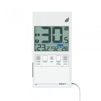 Термометр RST 01581 оконный в ультратонком корпусе