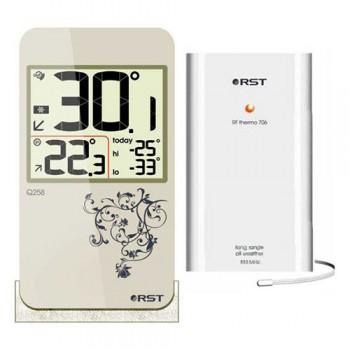 Цифровой термометр RST 02258 с радиодатчиком