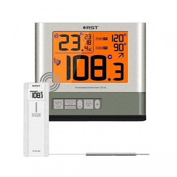 Термометр для бани, электронный с радиодатчиком RST 77110