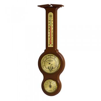 """Погодная станция """"Герб"""" Погодник RST 05301, диаметр 105 мм"""