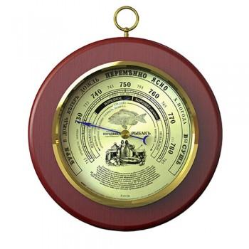 "Барометр Погодник RST 05536 ""Рыбак"", диаметр 170 мм"