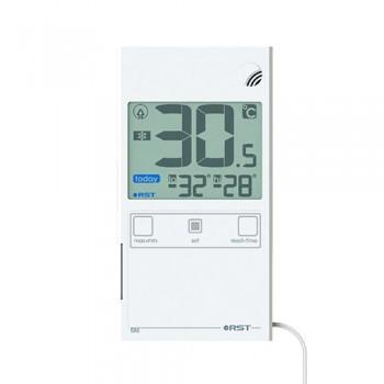 Термометр оконный RST 01588 в ультратонком корпусе