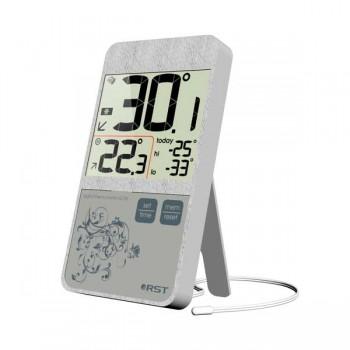Цифровой термометр RST 02158 дом/улица