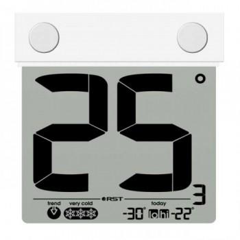 Термометр цифровой RST 01288 уличный на липучке -30 +70