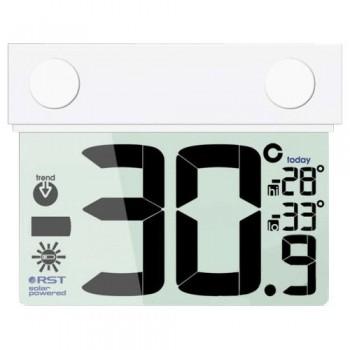 Оконный термометр RST 01377 на солнечной батарее