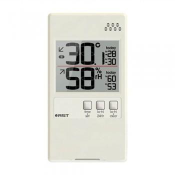 """Цифровой термогигрометр RST 01593, цвет """"слоновая кость"""""""