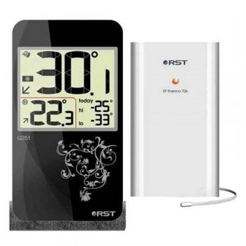 Цифровой термометр RST 02251 с радиодатчиком