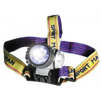 Фонарь налобный светодиодный RST 07008