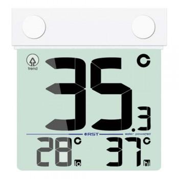 Оконный термометр RST 01389 на солнечной батарее