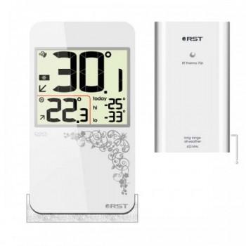 Цифровой термометр RST 02253 с радиодатчиком