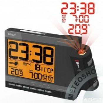 Проекционные часы RST 32755, цвет графит